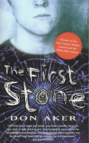 the first stone Free essay: by: mohammad a the first stone the first stone is written by don aker and this book is based on two teenagers who have suffered very painful.
